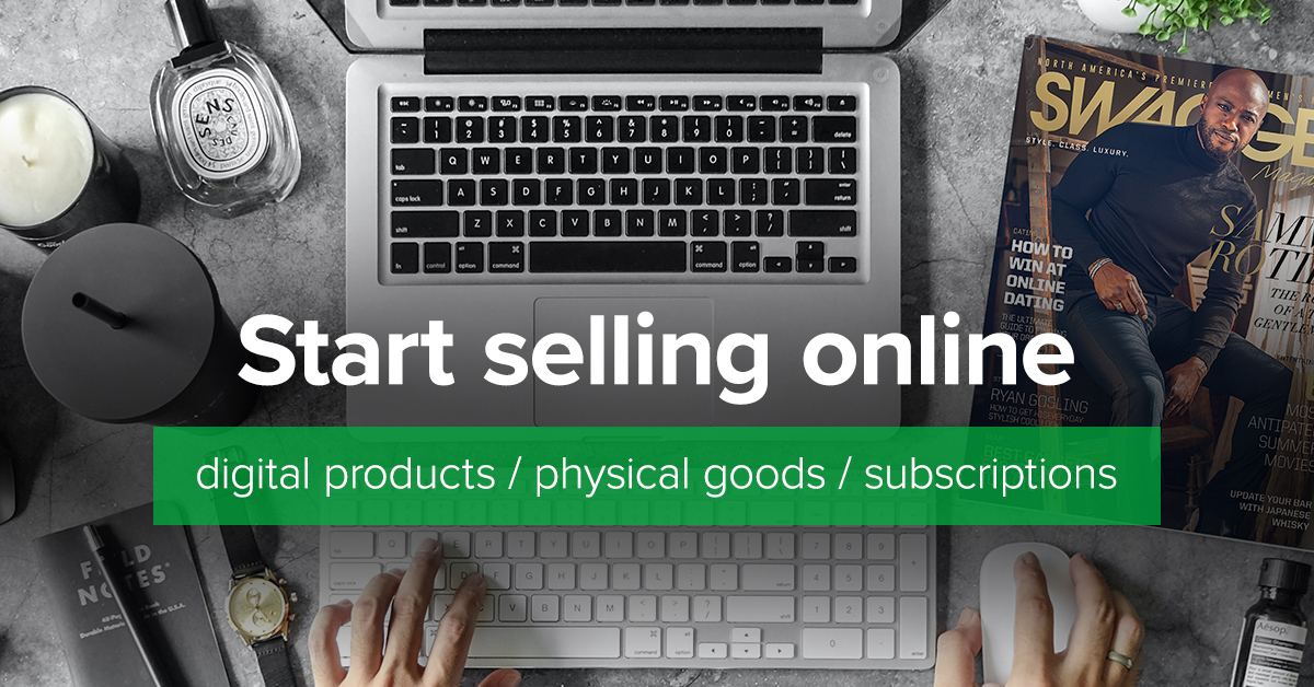 How to sell your product online